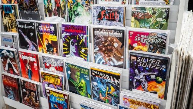 Marvelovi stripovi