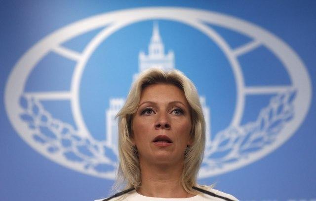 """""""Ako sam dobro shvatila, NATO je izrazio želju da se sprijateljimo, zar ne. Logika je jednostavna"""""""