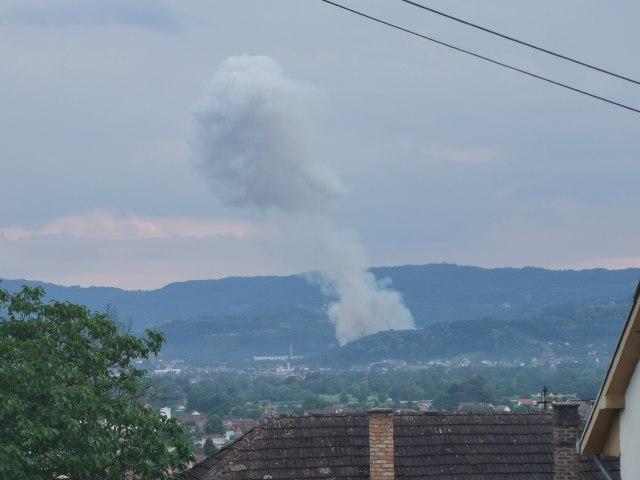 """Nova eksplozija u """"Slobodi"""" u Čačku FOTO/VIDEO - B92"""