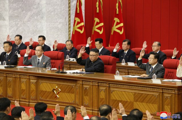 EPA-EFE/KCNA EDITORIAL USE ONLY
