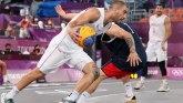 Olimpijske igre u Tokiju: Srpski basketaši izgubili u polufinalu od Rusije, Slovencima zlato u biciklizmu, Hrvatima se smeši medalja u tenisu