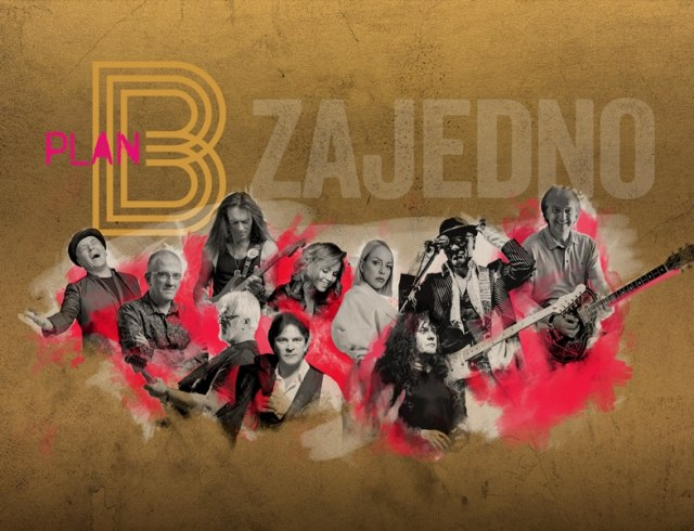 Plan B fondacija okuplja poznate muzičare i pomaže kolege