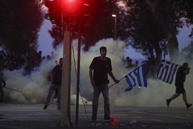 Photo Tanjug / AP / Photo Giannis Papanikos