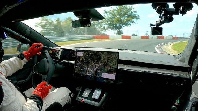 Tesla ima najbrži električni automobil na Nirburgringu, nadmašio Porsche za 12 sekundi VIDEO