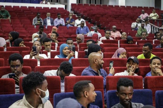 Posle 30 godina - radi bioskop u Somaliji
