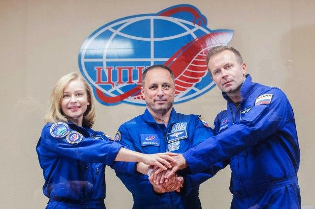 Da li će Rusija pobediti Holivud i Toma Kruza? Filmska ekipa poslata u svemir