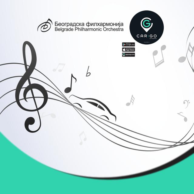 Sećanje na Tasovca: CarGo u ritmu filharmonije