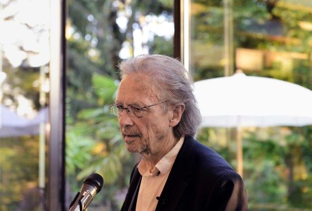"""Prvi čovek Nobelovog komiteta: """"Handke je književni genijalac i politički idiot"""""""