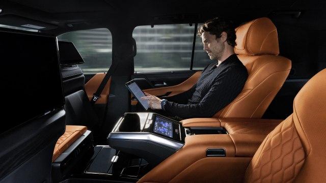 Foto: Lexus promo