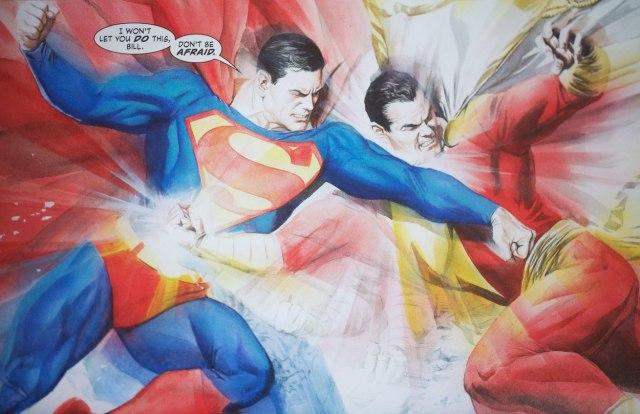 Supermen u stripu