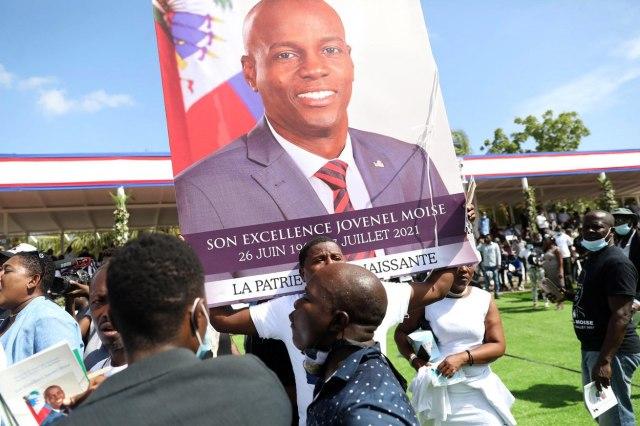 Uhapšen osumnjičeni za ubistvo predsednika Haitija