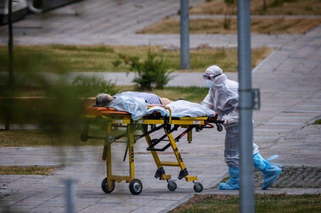 "UŽIVO ""Pandemija ubrzava""; Delta plus varijanta virusa se širi, 57 osoba preminulo"
