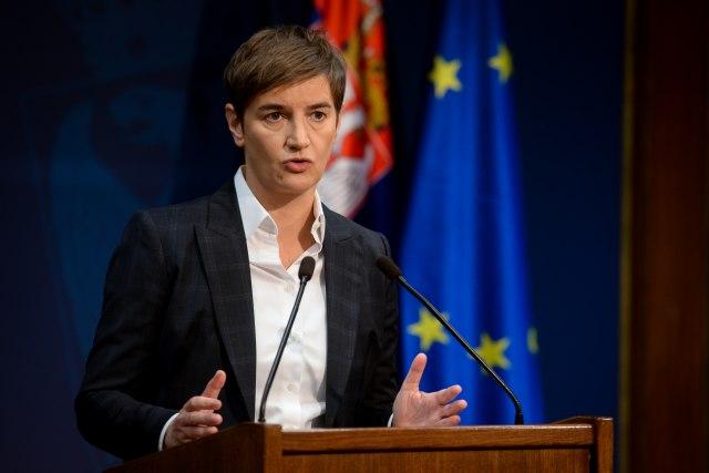 Brnabićeva i Joksimovićeva sa šefom delegacije EU: Evropska komisija jasno dala preporuku