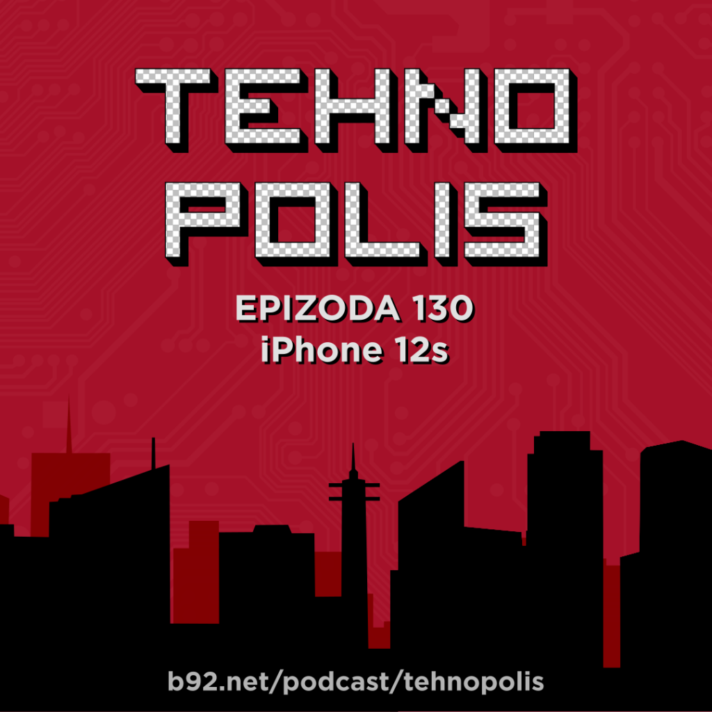 Tehnopolis 130: iPhone 12s